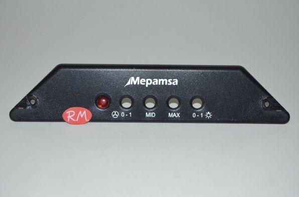 Frontal embellecedor botonera campana Mepamsa Euro 2726 194283958