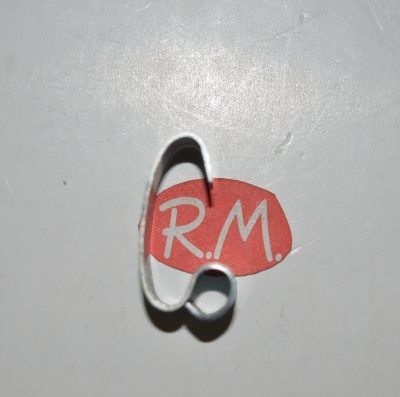 Clip grapa cierre tapa cuba PVC lavadora Fagor L99B000C3