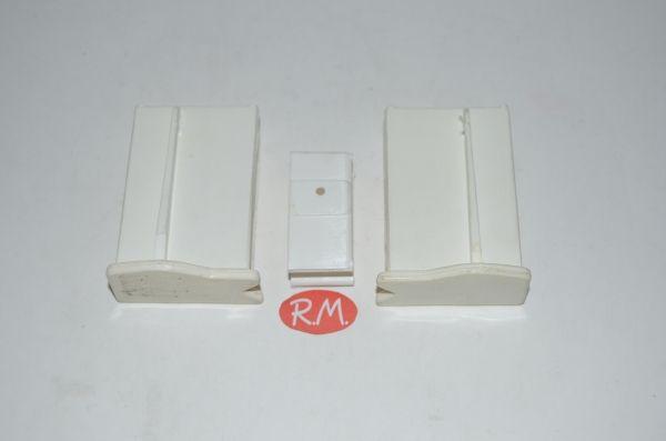Juego laterales frontal tirador campana Teka CNL2002 blanco