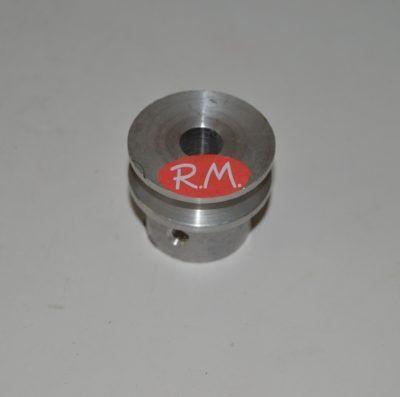 Polea motor lavadora Crolls 2-12 eje 12 mm