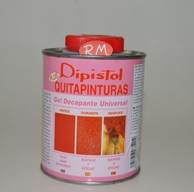 Dipistol gel decapante quitapintura 375ml