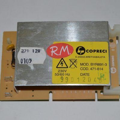 Módulo lavadora Balay 00093937 BYR891-3