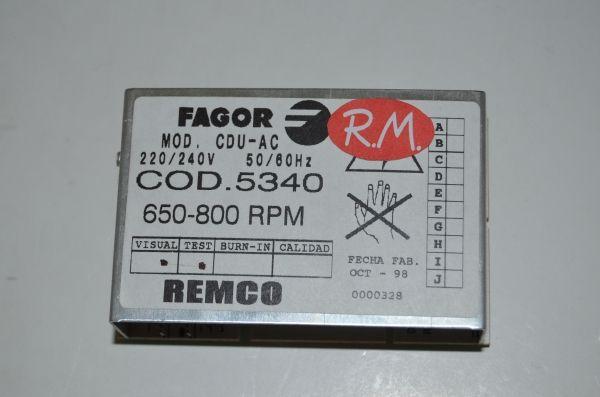 Módulo lavadora Fagor LFC-850 LB6A002I5