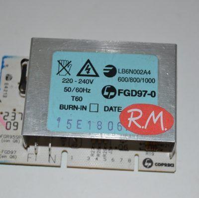 Módulo lavadora Fagor F-636 LB6N010I0