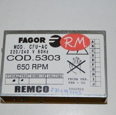 Módulo lavadora Fagor FE-636 LB6P000I6