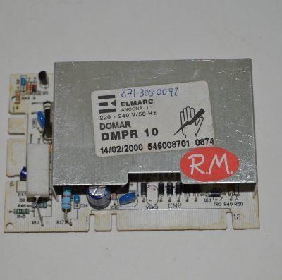 Módulo lavadora New Pol S1110 546008701