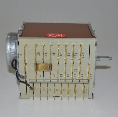 Programador lavadora New Pol 1219/1 600076900