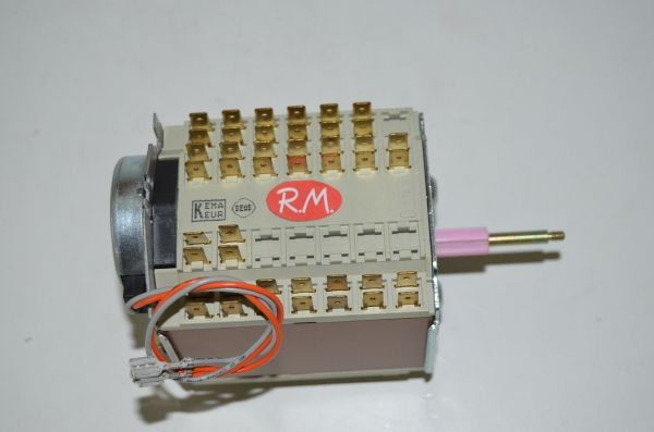 Programador lavadora New Pol 9185