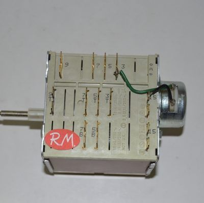 Programador lavadora Zanussi 1030/1 3588002000