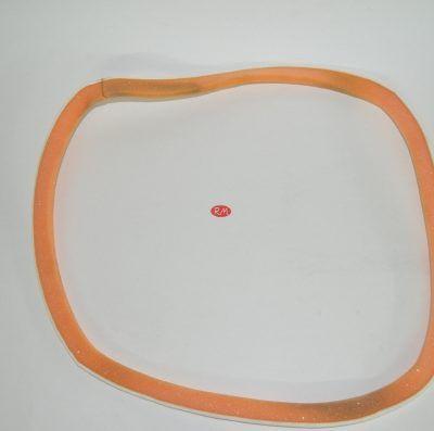 Junta de sello delantera secadora Zanussi 1255025015