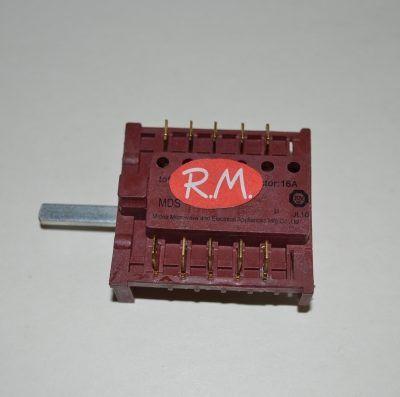 Conmutador horno eléctrico Corberó CCH600 17471100