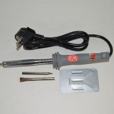 Soldador de estaño eléctrico Comgas 2 puntas 230v 60w