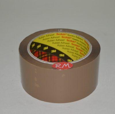 Rollo precinto embalar Marrón 48 mm x 66 m Scotch 3M