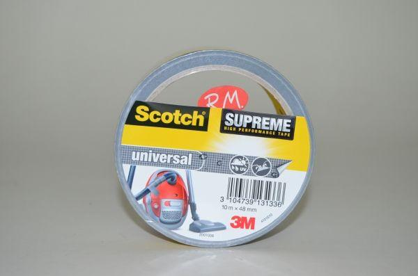 Cinta americana 10 m x 48 mm gris Scotch 3M