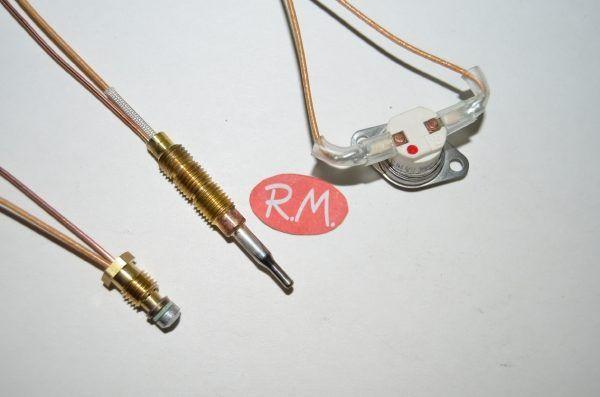 Termopar calentador agua Cointra CM5 6093