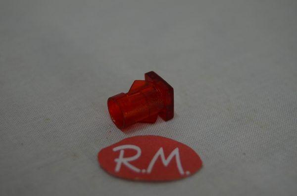 Tapón piloto luz encimera Teka rojo