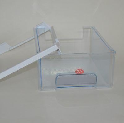 Cajón verdura suspendido frigo Bosch KGN39A71 676211