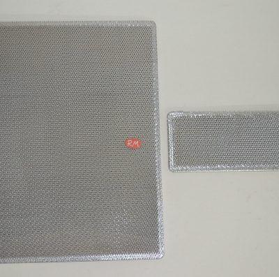 Filtro aluminio campana Nodor 368 X 263 mm