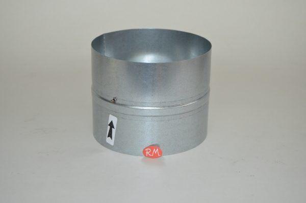 Válvula antirretorno aire campana Ø 150 mm