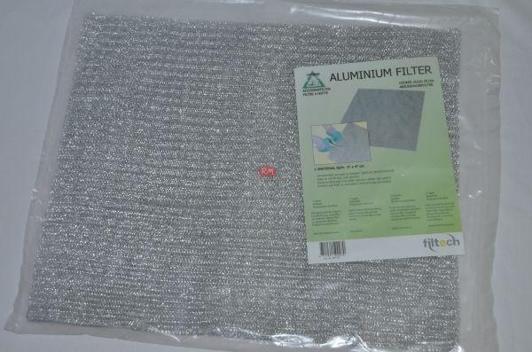 Filtro aluminio campana extractora 570 x 470 mm
