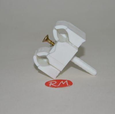 Abrazadera multidim doble MD10 a 16 mm