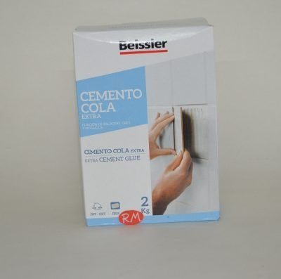 Beissier cemento cola extra 2 kg