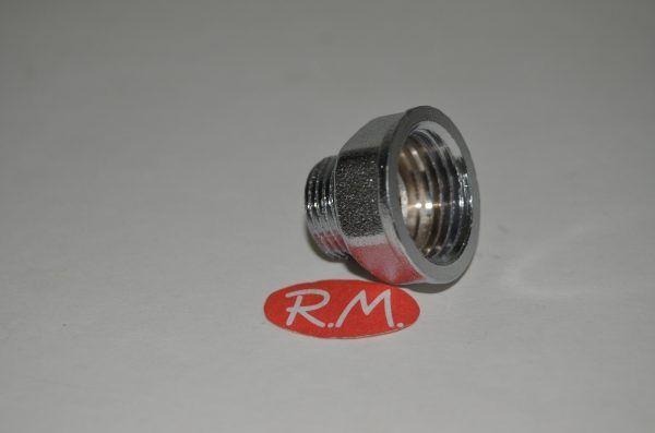 "Racor marsella reducido cromado M 3/8 - H 1/2"""