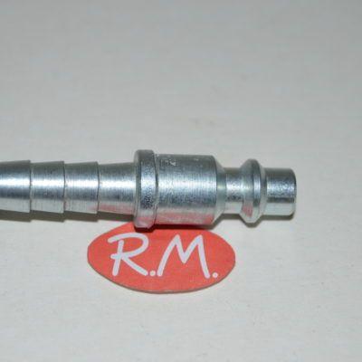 Neumática boquilla espiga rápida manguera 8 mm