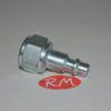 Neumática rácor hembra rápido 3/8 gas