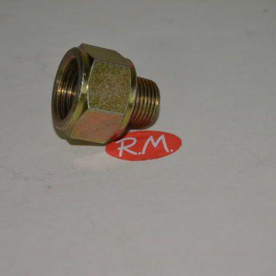 Neumática rácor reducido H-1/2 M-3/8