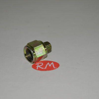 Neumática rácor reducido H-1/4 M-1/8