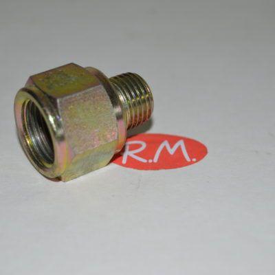 Neumática rácor reducido H-3/8 M-1/4