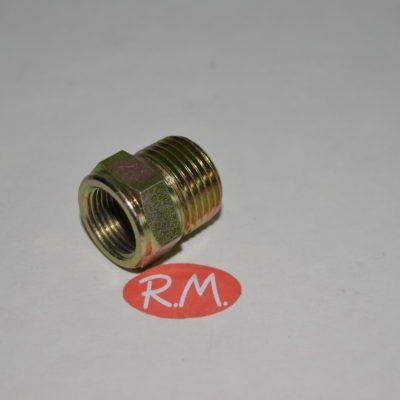 Neumática rácor reducido H-3/8 M-1/2