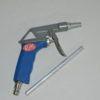 Neumática pistola de soplar con boquilla