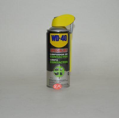 WD40 limpiador de contactos en spray 400 ml 34380