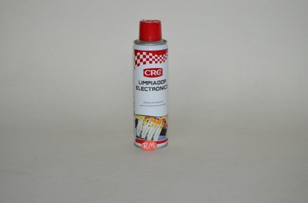 CRC limpiador de contactos eléctricos 33010-ES 250 ml