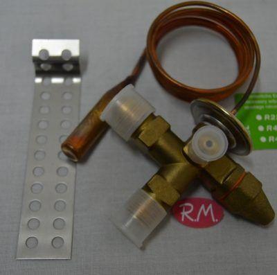Válvula expansión TMVX R-22 - R407C