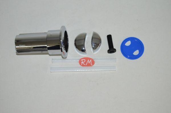 Roca doble pulsador descarga WC D1D AH0002000R