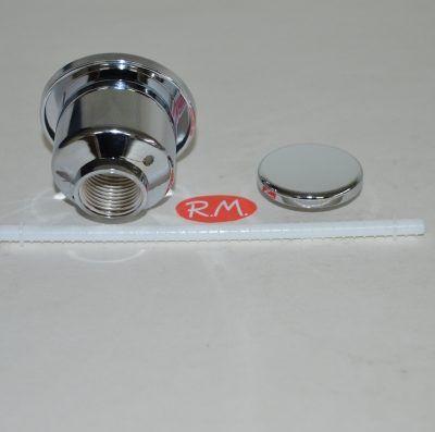 Roca pulsador descarga WC D1P AH0001600R
