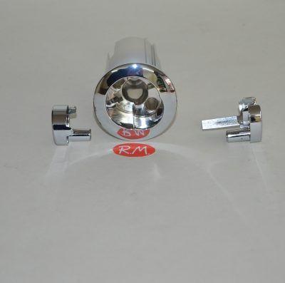Roca doble pulsador descarga WC D2D AH001700R