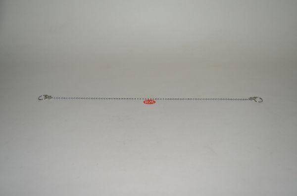 Cadena para tapón de lavabo de 40 cm