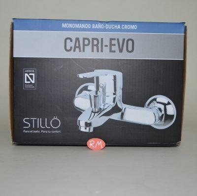 Grifo monomando bañera Stillo Capri Evo