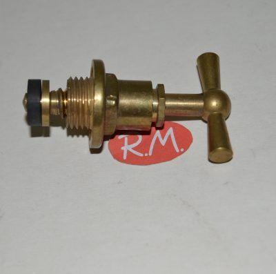 Montura grifo agua presión 15 mm
