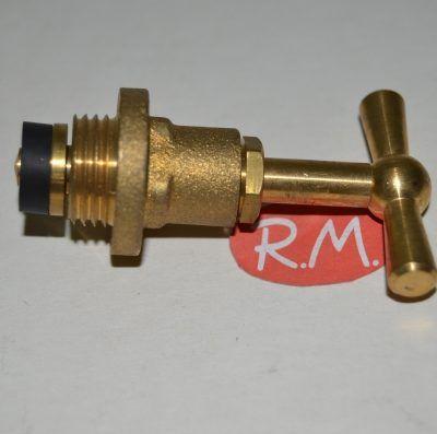 Montura grifo agua presión 16 mm