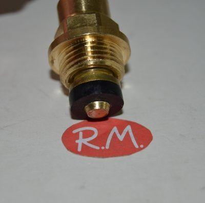 Montura grifo agua presión 18 mm