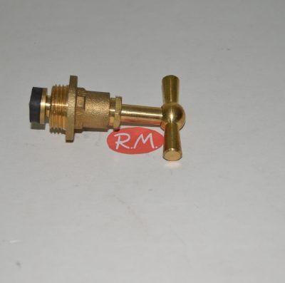 Montura grifo agua presión 19 mm