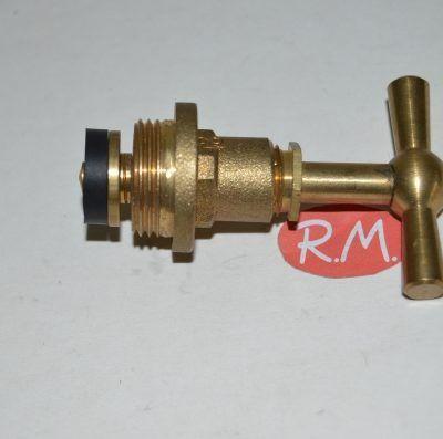 Montura grifo agua presión 21 mm