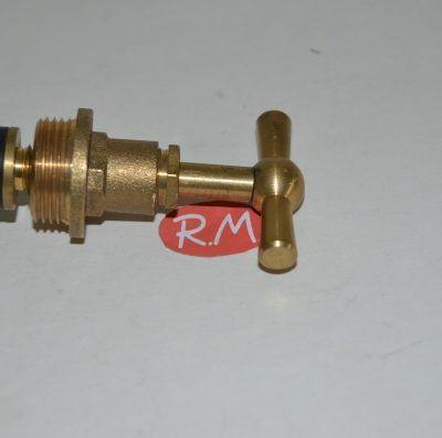 Montura grifo agua presión 22 mm