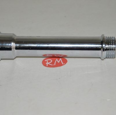 Alargo grifo cromado M-H 1/2 de 10 cm