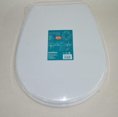 Plastisan tapa wc Estela 430 x 360 mm